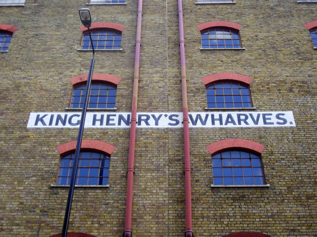 King Henry's Wharves Wapping