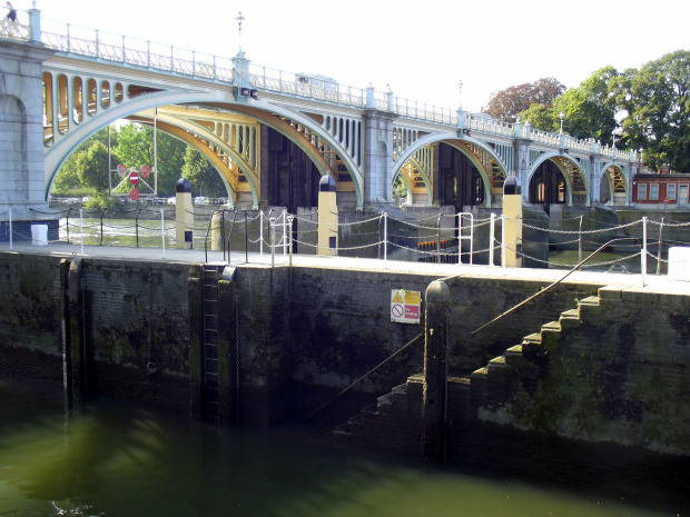 richmond lock full span